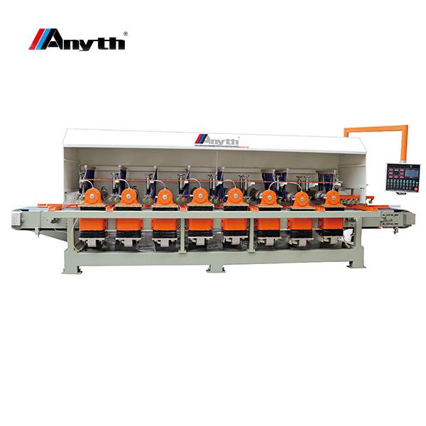 ANYTH-10 رئيس التلقائي مربع حجر العمود التنميط و تلميع آلة
