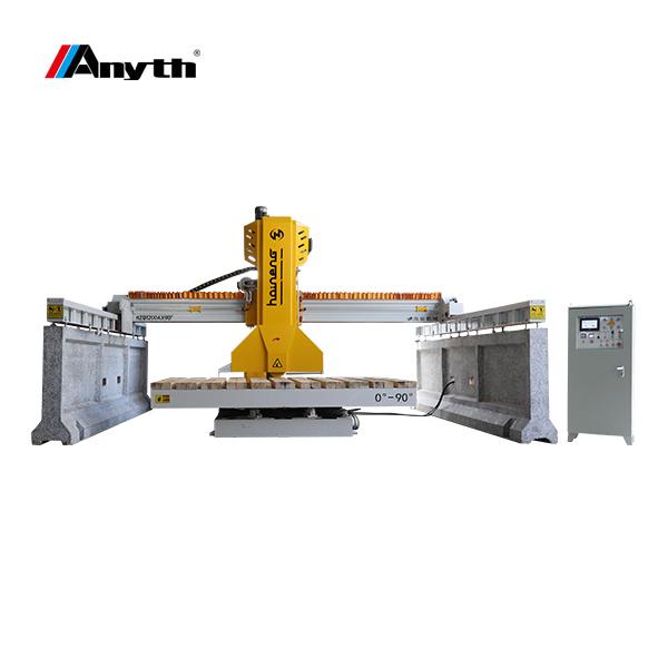 ANYTH-1200-1 آلة قطع بلوك الأوسط