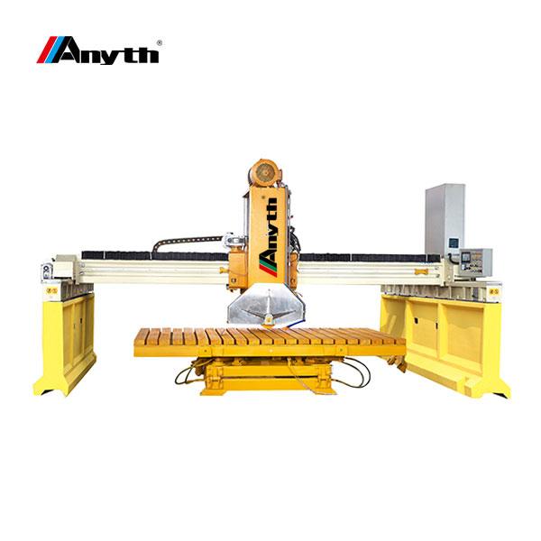 ANYTH-800-2 إمالة جسر نوع آلة قطع الحجر