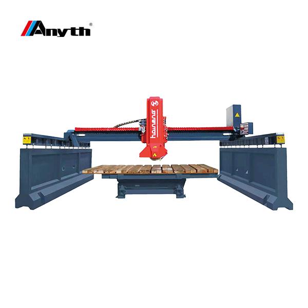 ANYTH-450 / 600 / 700 / 800 آلة قطع الحجر بجسر الأشعة تحت الحمراء (التقليدية)