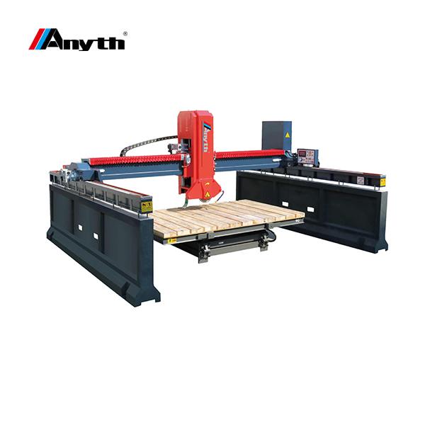 ANYTH-450A/600A/700A/800A آلة قطع الجسر المؤازرة عالية الكفاءة بالأشعة تحت الحمراء